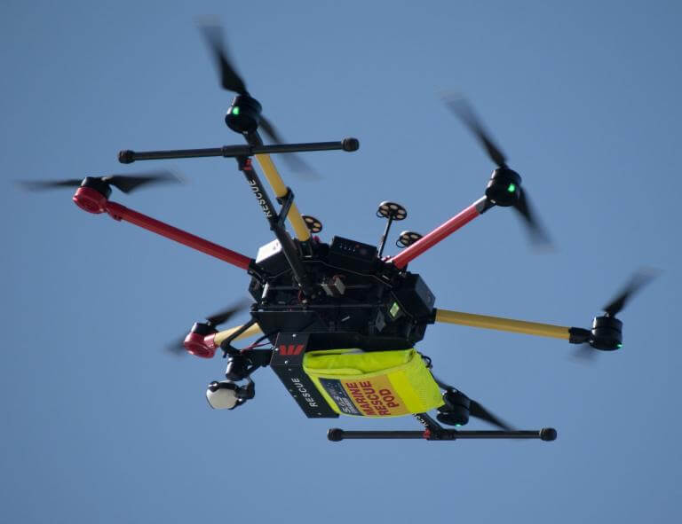 AI and Drone Technology is Saving Lives