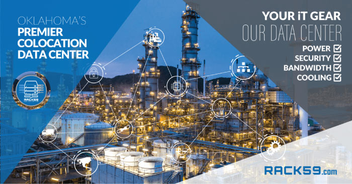 Data storage critical to Oil and Gas Industry