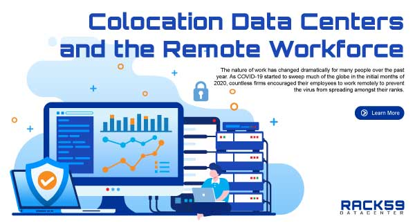 Colocation Data Centers and Remote Workforce