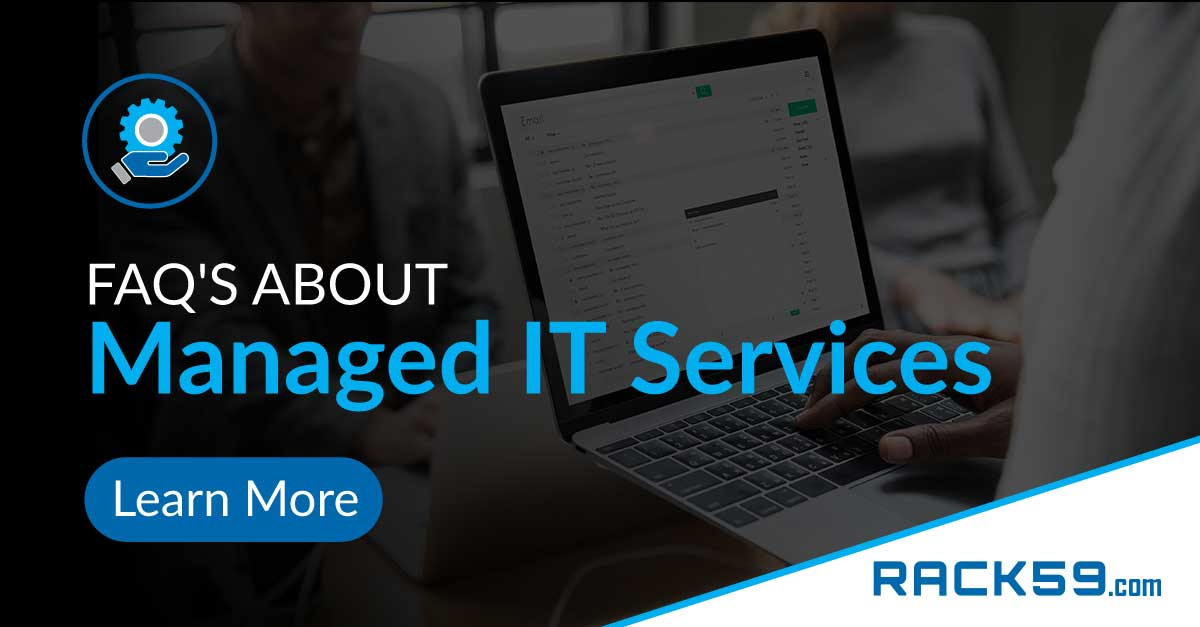 FAQ's About Managed IT Services