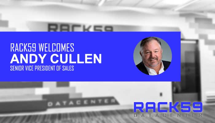 RACK59 Data Center Hires SVP of Sales