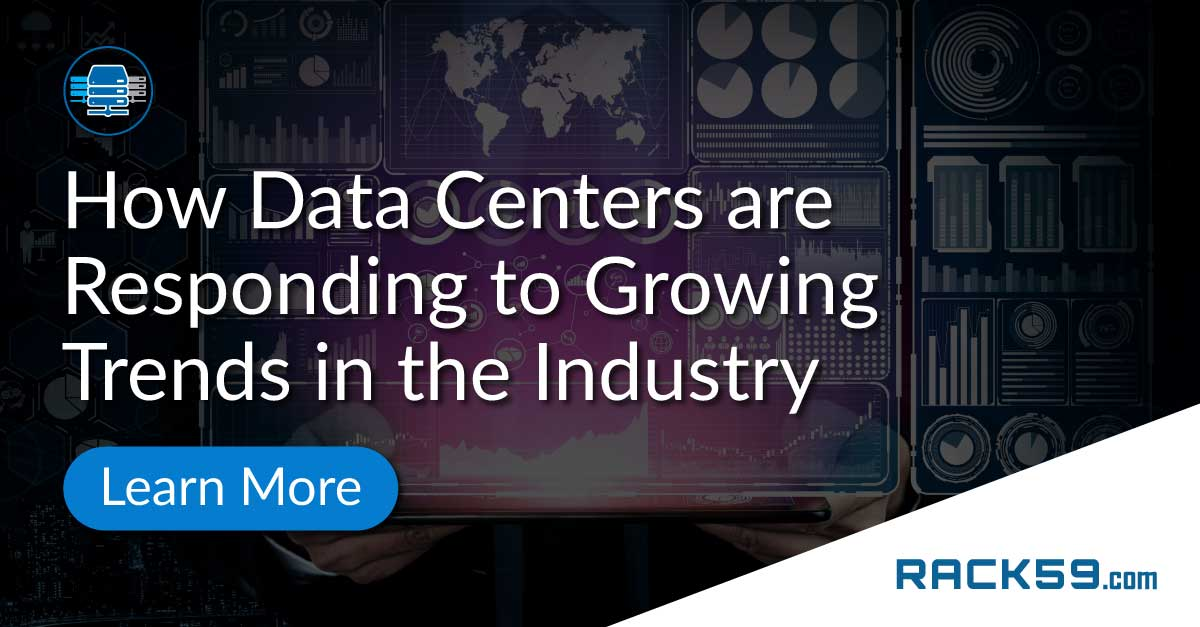 How Data Centers are Responding to Growing Trends in the Industry