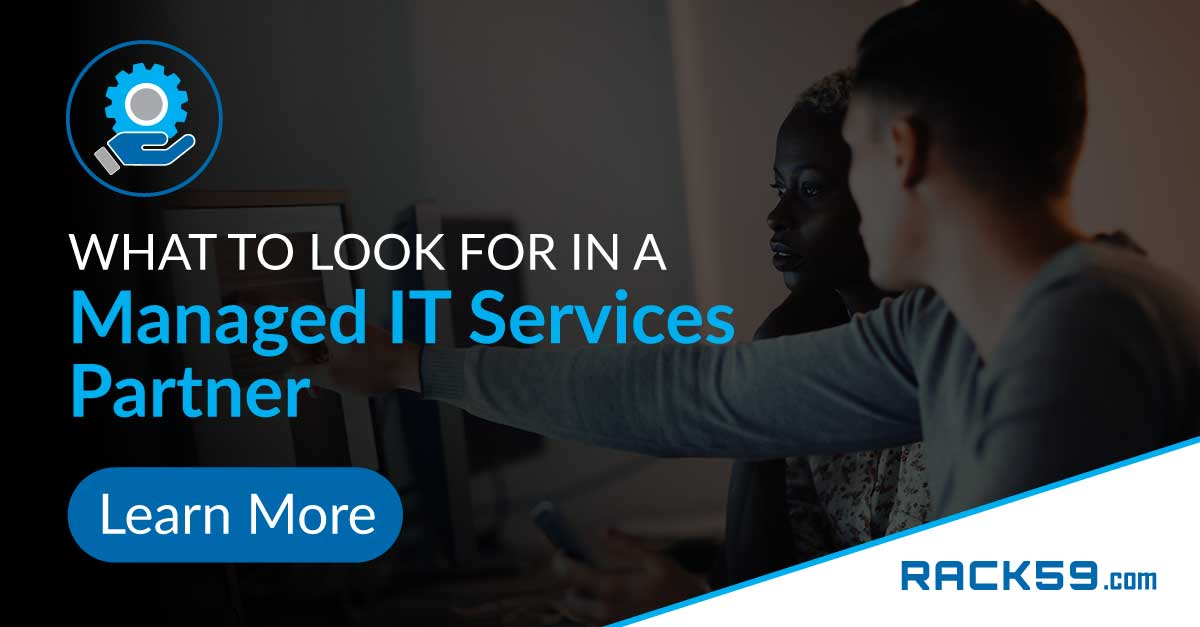 What to Look for in an Oklahoma City Managed IT Services Partner